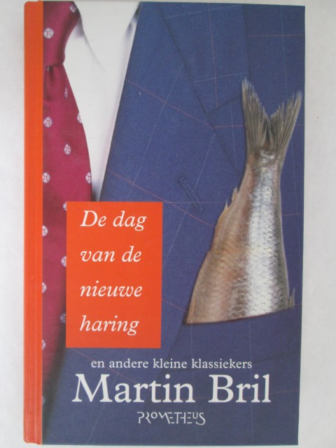 De dag van de nieuwe haring stichting boekenwerk webshop - Martini bril ...