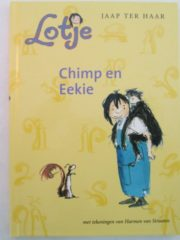 Lotje Chimp en Eekie