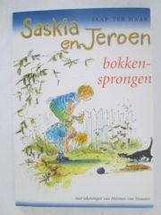 Saskia en Jeroen bokkensprongen