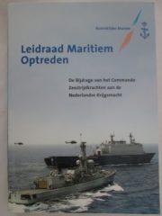 Koninklijke Marine – Leidraad Maritiem Optreden