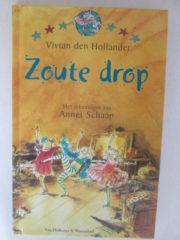 Zoute drop