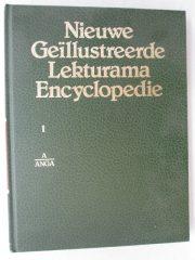 Nieuwe Geillustreerde Lekturama Encyclopedie deel 1