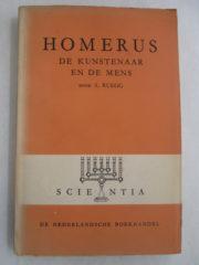 Homerus: De Kunstenaar en De Mens