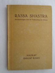 Inayat Khan Rassa Shastra