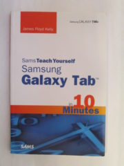 Sams Teach youself: Samsung Galaxy Tab in 10 minutes