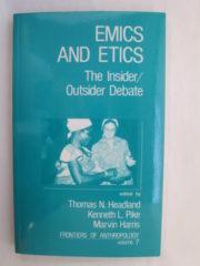 Emics and etics