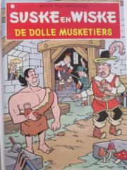 Suske en Wiske, De Dolle Musketiers