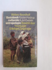Basisboek Culturele Antropologie