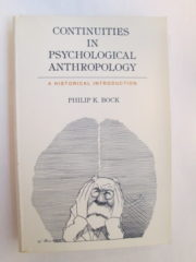 Continuities in Psychological Anthropology