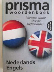 Prisma woordenboek Nederlands Engels