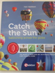 Catch the sun: Ballooning across the globe