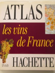 Atlas les vins de France