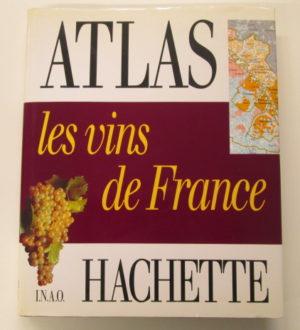 Atlas les vins de France