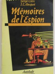 Mémoires de l'espion