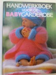 Handwerkboek voor de babygarderobe