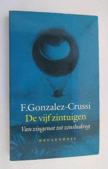 de vijf zintuigen, f. gonzalez- crussi - stichting boekenwerk webshop