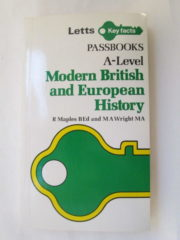 Modern British and European History