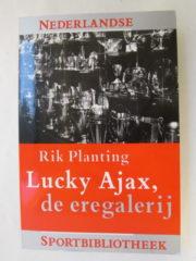 Lucky Ajax, de eregalerij