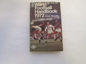 World Football Handbook 1972