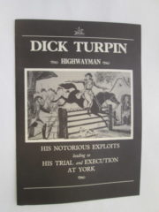 Dick Turpin Highwayman