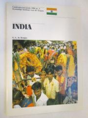 India Landendocumentatie 1986 nr. 4