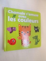 Chamalo 's amuse avec les couleurs