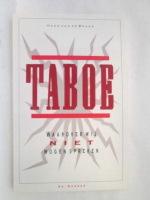 Taboe, waarover wij niet mogen spreken