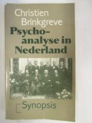 Psychoanalyse in Nederland