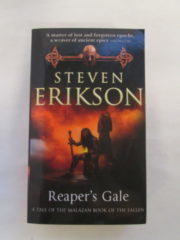 Reaper's Gale, A Tale Of The Malazan Book Of The Fallen