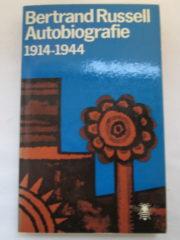 Bertrand Russell Autobiografie 1914-1944 – Bertrand Russell 90-234-0303-7 De bezige bij – 1970 – 1ste druk Paperback 352 Nederlands - Biografie