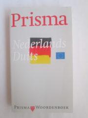 Prisma Nederlands Duits
