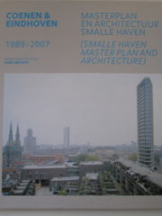 Masterplan en architectuur smalle haven