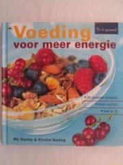 Voeding voor meer energie