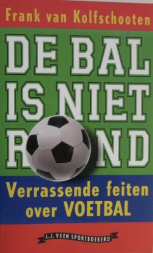 De bal is niet rond