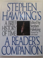 A brief history of time: A reader's companion – Stephen Hawking