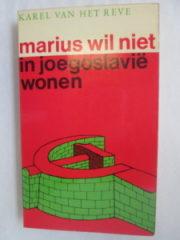 Marius wil niet in Joegoslavië wonen