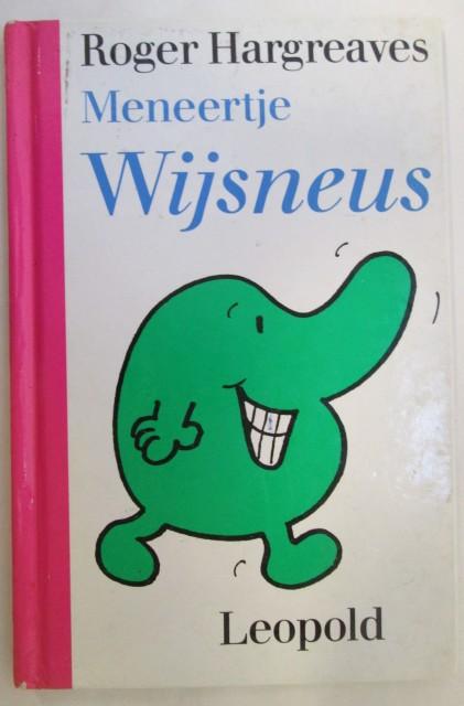 Super Meneertje Wijsneus - Stichting Boekenwerk Webshop XG-41