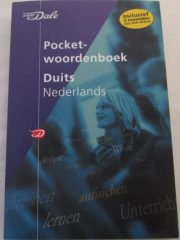 Pocketwoordenboek Duits/Nederlands