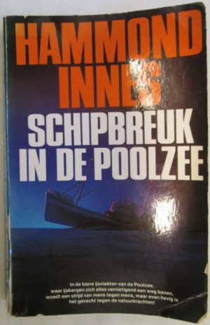 Schipbreuk in de Poolzee