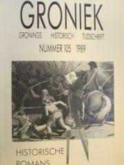 Groniek - Gronings historisch tijdschrift
