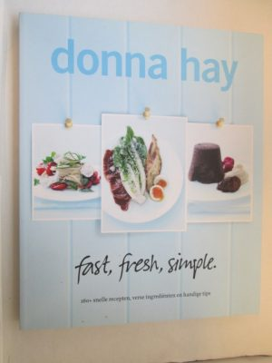 Fast, Fresh, Simple - Lekker eten
