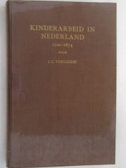Kinderarbeid in Nederland 1500-1874