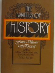 The Varieties of History (1973)