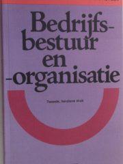 Bedrijfsbestuur en organisatie