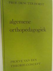 Algemene orthopedagogiek