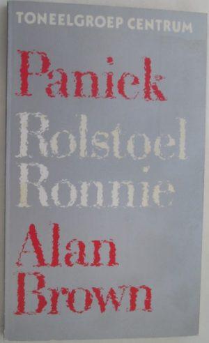 Paniek Rolstoel Ronnie