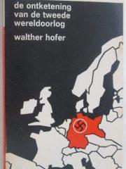Ontketening van de Tweede Wereldoorlog
