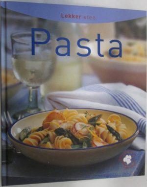 Lekker eten pasta