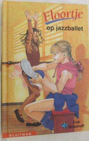 Floortje op jazzballet