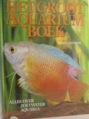 Het groot aquarium boek